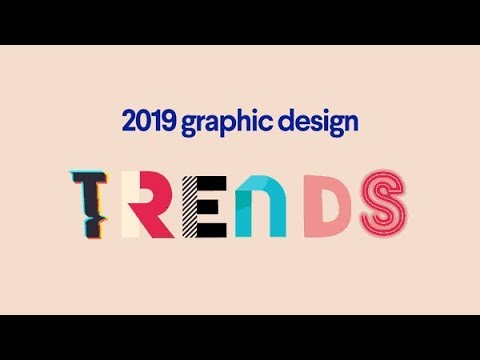 [VIDEO] – Top 10 graphic design trends for 2019