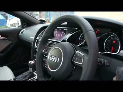2013 Audi RS5 semi in depth tour & review