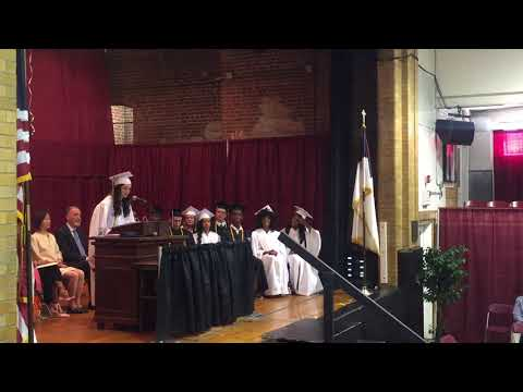 South Shore Christian Academy graduation 2018