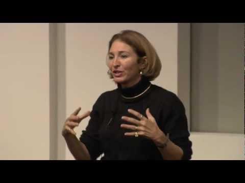Anne Marie Slaughter at Harvard Business School