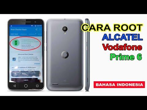Root Alcatel Vodafone Smart Prime 6 INDONESIA !