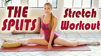 donnie fitness stretch  dance workouts  offical