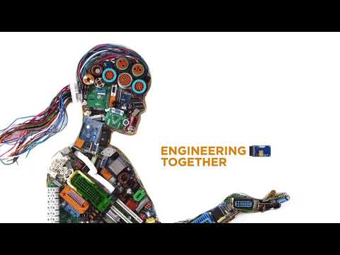 Engineer the Future | Everything Begins With Connection