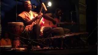 Ayub Ogada - Kothbiro (live)