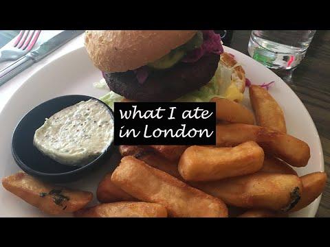 What I Ate In London - Mildred's Soho & Yorica - Vegan Food