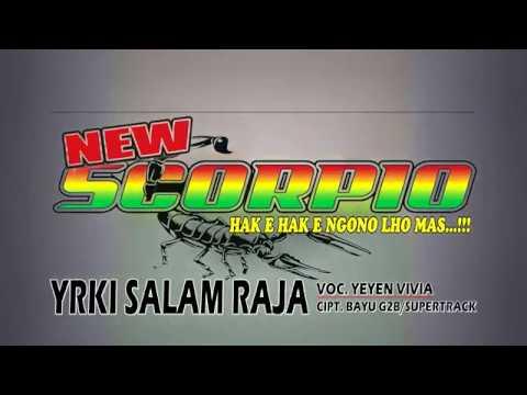 Yeyen Vivia - YRKI Salam Raja ( Album New Scorpio Kepaling )