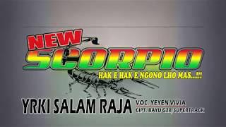 Gambar cover Yeyen Vivia - YRKI Salam Raja [OFFICIAL]
