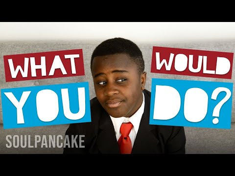 Kid President Asks What Makes an Awesome Leader?