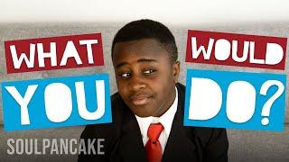Kid President Asks