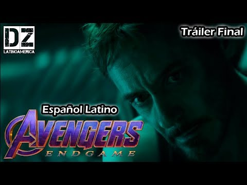 Avengers: Endgame (Tr谩iler Final | Dob Espa帽ol Latino) | DubZoneLA
