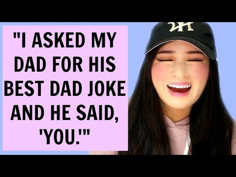 Dad Jokes That Are So Bad They're Actually Good