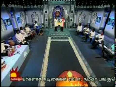 Kalaignar TV, Nenjam Marappadillai,Kasikku Pogum Sanyasi.MPG