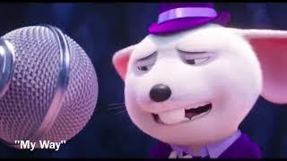 映画Sing 原曲と聴き比べてみよう