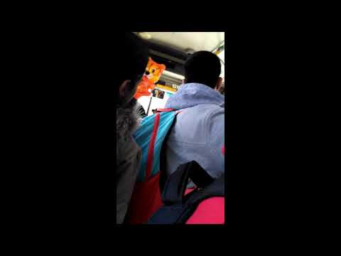 CRAZY Guy Yells at Bus DRIVER and PASSENGERS on TTC