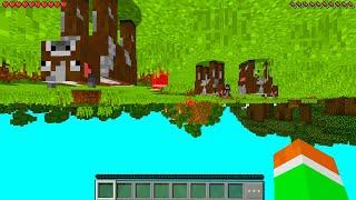 Minecraft : UPSIDE DOWN MOD in Minecraft
