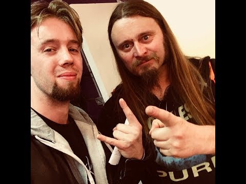 ENSLAVED's Grutle Kjellson on Touring, 'E', Lineup Change & Shift From Extreme Roots To Prog (2018)