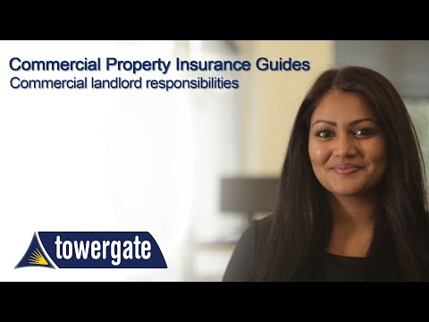 Commercial Landlord Responsibilities - Commercial Property Insurance Guides