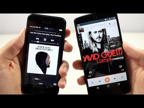La meilleure solution pour écouter vos musiques sous iOS et Android