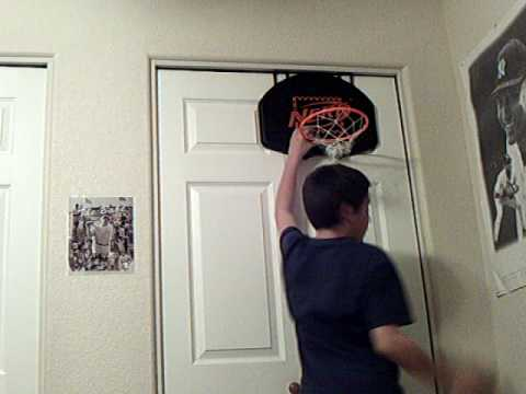 Nerf Bedroom Basketball Hoop | Homeminimalist.co