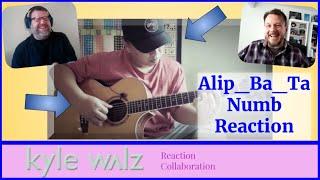 Alip_Ba_ta Numb Reaction Collaboration with Matthew's Music Lesson Studio