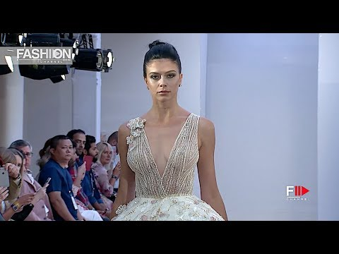 NICOLE + FELICIA Arab Fashion Week Resort 2019 Dubai - Fashion Channel