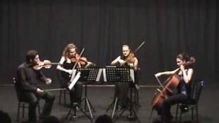 Play Pieces (4) for String Quartet, Op. 81