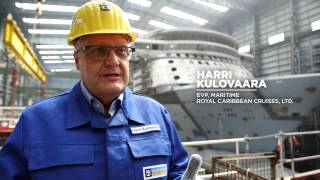 How to Build a Royal Caribbean Cruise Ship: The Cabins
