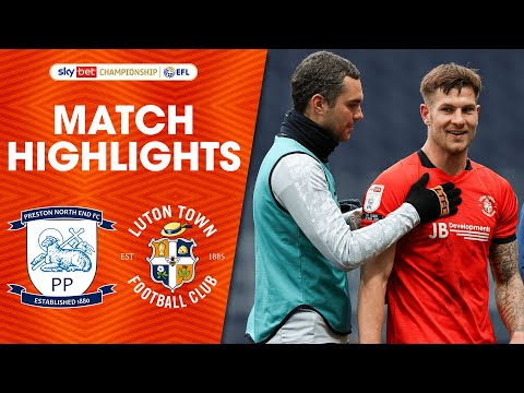 Preston Luton Goals And Highlights