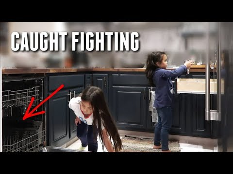 Caught Fighting Over Chores - itsjudyslife thumbnail