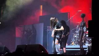 HYPOCRISY - 44 double zero @The Metal Fest 2014 [Live in Chile]