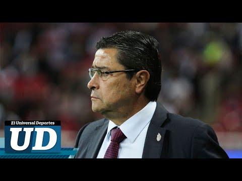 Conferencia: Luis F. Tena. Chivas 2-2 Toluca. Jornada 3, Clausura 2020