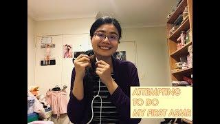 MY FIRST ASMR 😱| Sheree Chinn