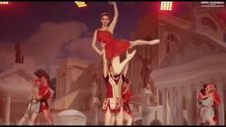 XXXVII FHMazurkas-  Benefis B.Kociołkowskiej  2 partia baletu