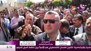 برنامج طلة فجر لقاء عبد الحكيم ابو جاموس