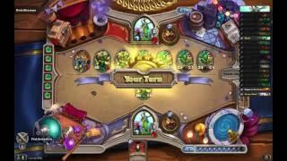 Hearthstone: Biggest Jade Golem Possible!