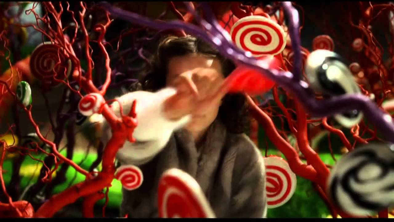 Movie Trailer From Charlie And The Chocolate Factory