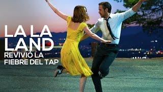 Pasos de 'La La Land' reviven locura por el tap en Los Ángeles