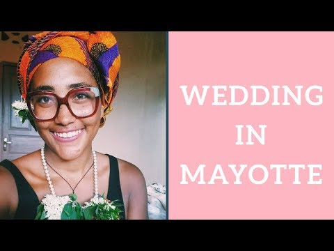 Traditional Wedding in Mayotte