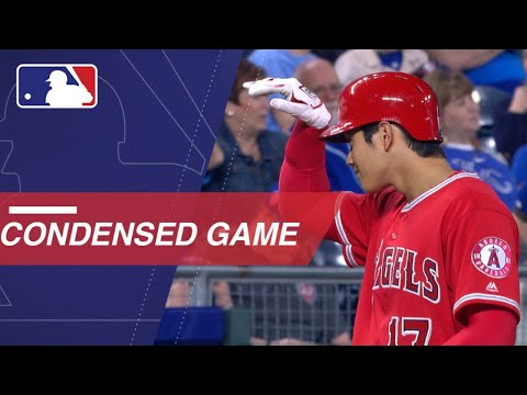 Condensed Game: LAA@KC - 4/12/18
