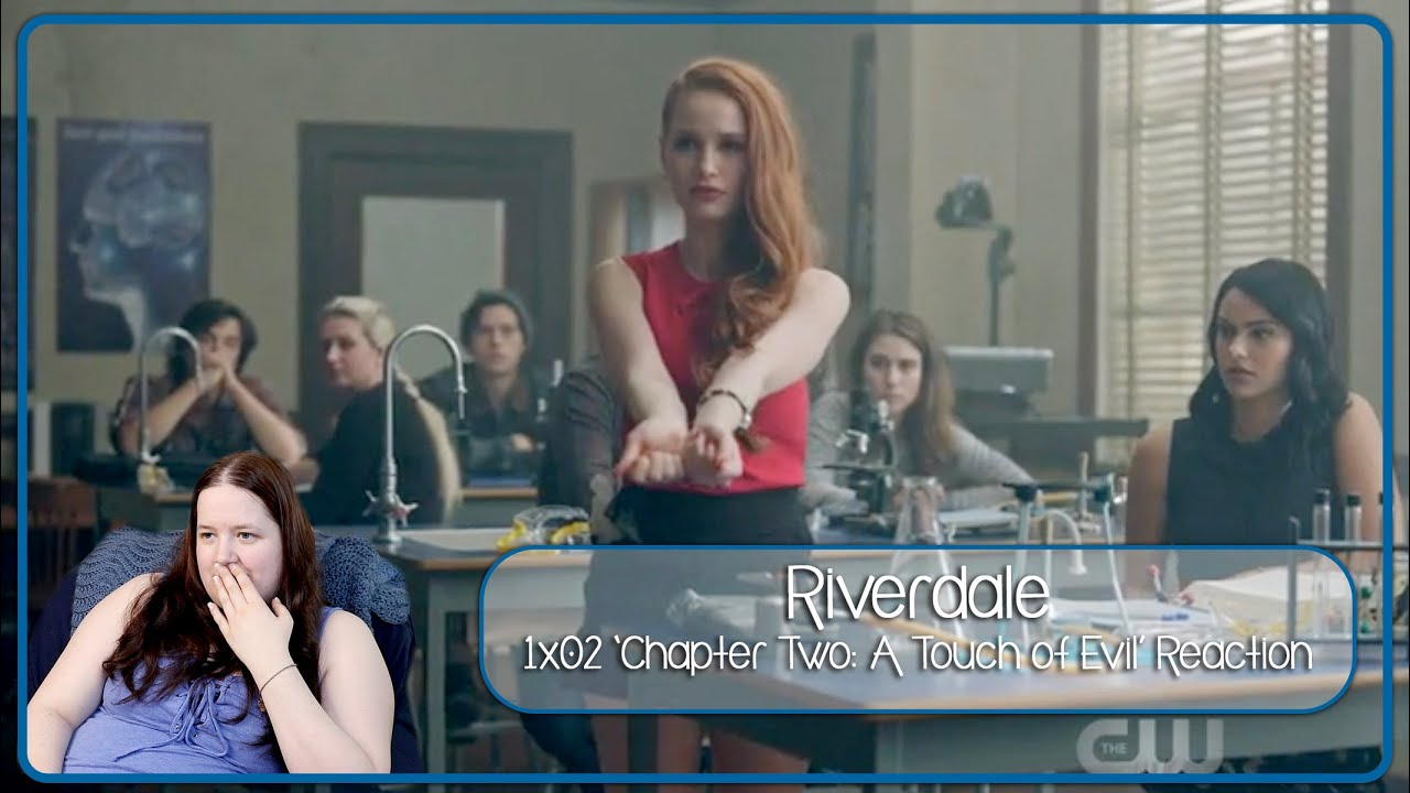 Download What did Cheryl do? | Riverdale 1x02 Chapter Two: A Touch of Evil Reaction