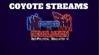 Power And Revolution - Livestream