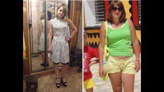 Мой опыт похудения без диет))
