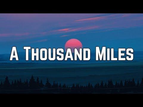 Download Vanessa Carlton - A Thousand Miles (Lyrics)