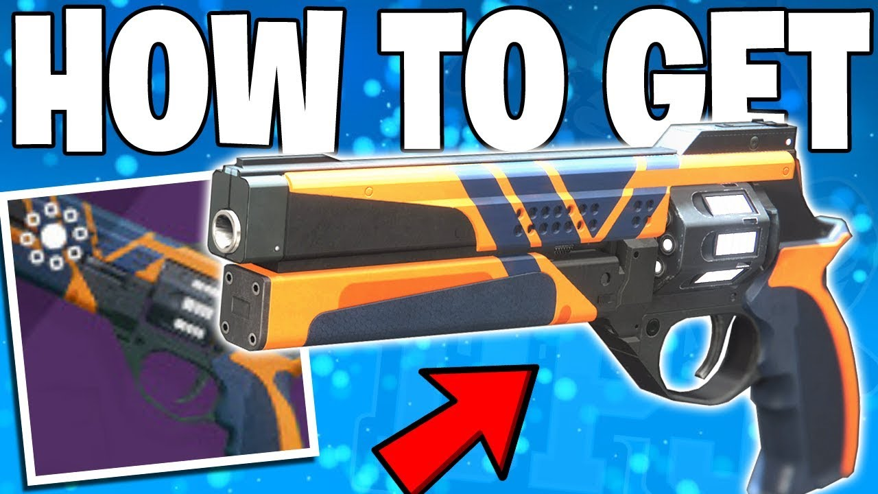 Destiny 2: How To Get SERVICE REVOLVER In Season 7 If You've Never Had It  Before