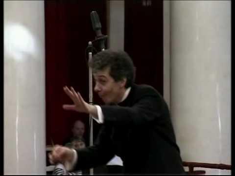 Alexander Polishchuk conducting Strauss Till Eulenspiegels lustige Streiche part 1