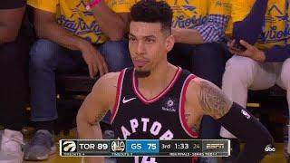 Danny Green All Game Actions 2019 NBA Finals Game 3 Raptors vs Warriors Highlights