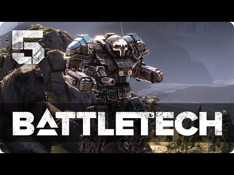 Battletech 2017 Beta Review - The Atlas: Unstoppable Juggernaut!