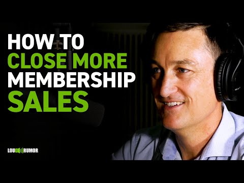 Mark Richardson on Fitness Studio Membership Sales | The GSD Show with Mike Arce 2020