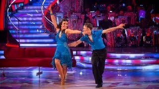 Susanna Reid & Kevin Jive to 'Shake Your Tailfeather' - Strictly Come Dancing 2013 Week 1 - BBC One