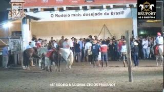 46° RODEIO NACIONAL  CTG OS PRAIANOS